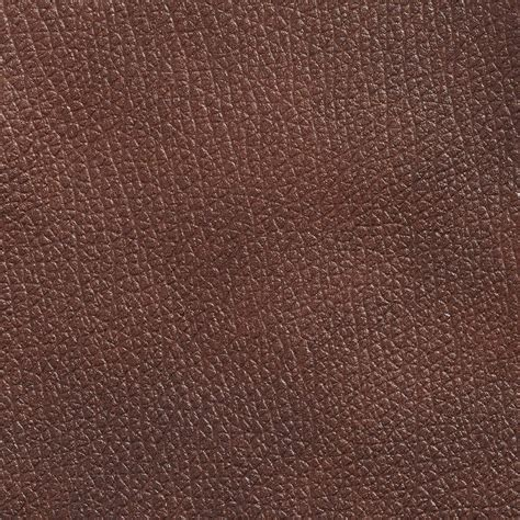 automotive upholstery fabric mahogany brown metallic plain automotive animal hide
