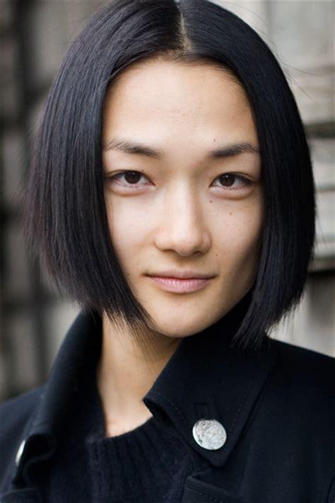 black chinese bob hair sytles salongen din frisr p nett hud hr og makeup