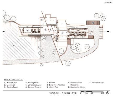 plan com gallery of law winery bar architects 27