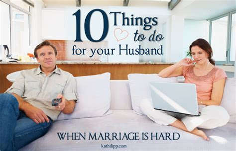10 Things To Do With Your Partner by Ten Things For Husband