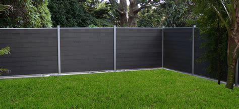 terrasse zaun zaun und sichtschutz killi terrasse mehr