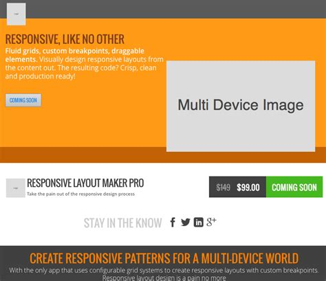 responsive layout maker add image responsive layout pro template pack coffeecup software