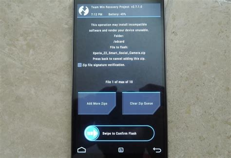 Hp Android Sony Xperia Z2 cara install kamera sony xperia z2 di ponsel android