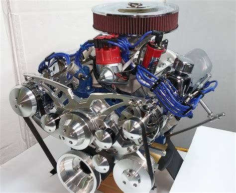 Ford Engine by 351m 400m 475lbs High Torque Truck Engine