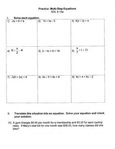 equations with two variables worksheet davezan