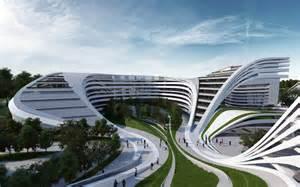 Interior Firms In Dubai Beko Masterplan By Zaha Hadid Architects