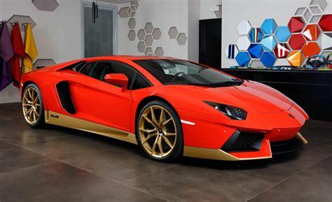 Lamborghini Announces Limited Aventador Miura Homage