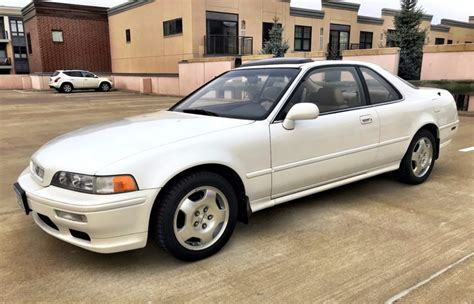 acura legend no reserve 1995 acura legend coupe 6 speed for sale on
