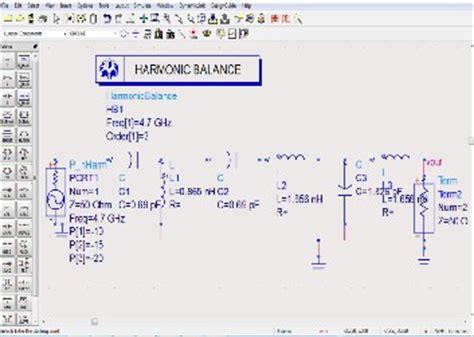tutorial advanced design system ads low noise lifier design