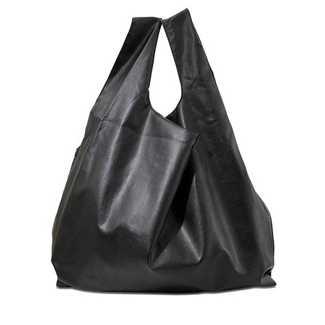 Maison Martin Margiela Bags by Mm6 By Maison Martin Margiela Shopping Bag In Black Lyst
