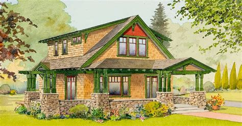 small bungalow homes small house plans with porches why it makes sense