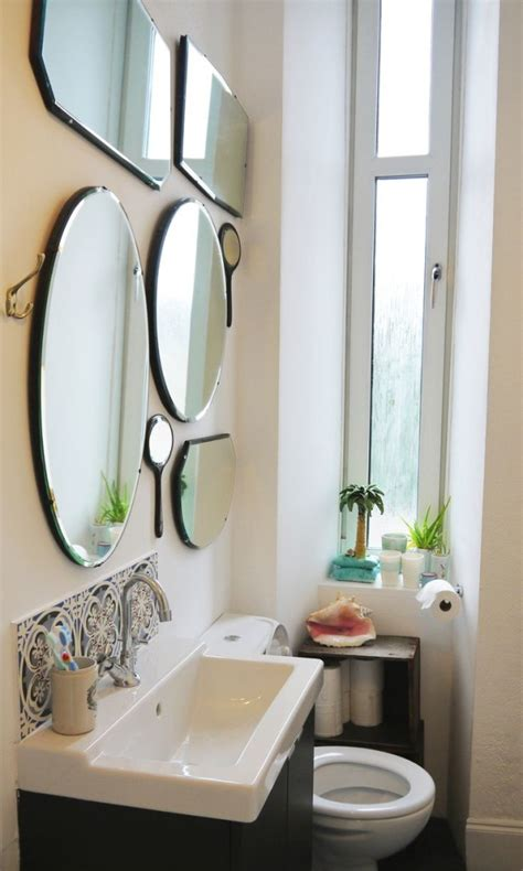 unique mirrors for bathroom beautiful and unique bathroom mirrors decozilla