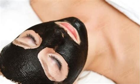 Masker Charcoal activated charcoal mask