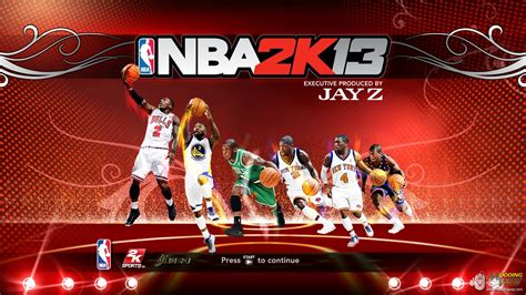 nba 2k12 apk nate robinson title screen nba 2k13