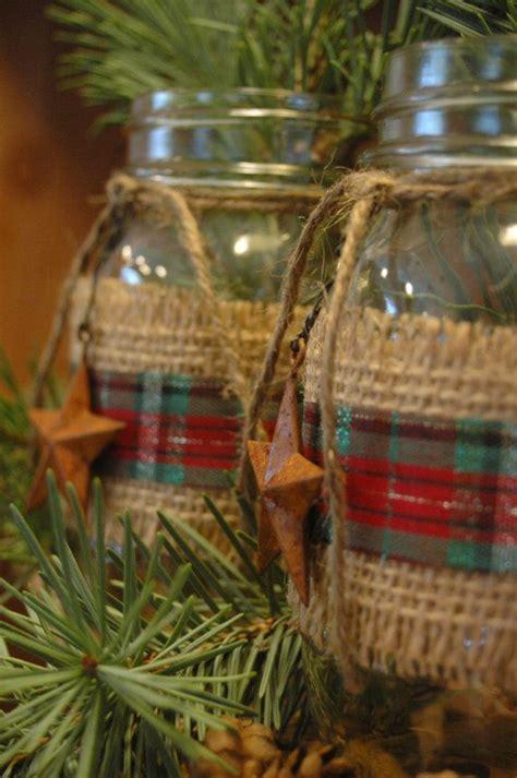 25 best ideas about primitive mason jars on pinterest