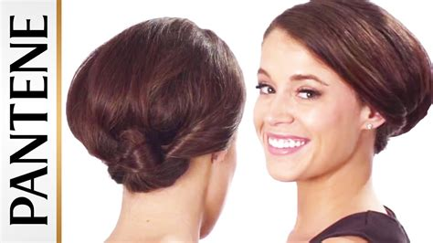 hairstyle chignon definition low chignon short hairstyle 2013