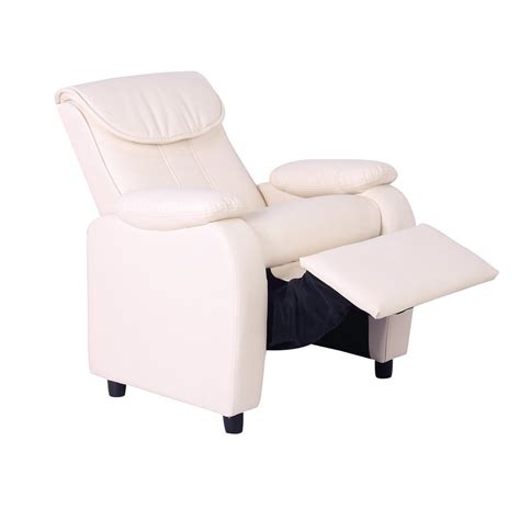 comfy recliner chairs kids reclining armchair comfortable furniture padded headrest