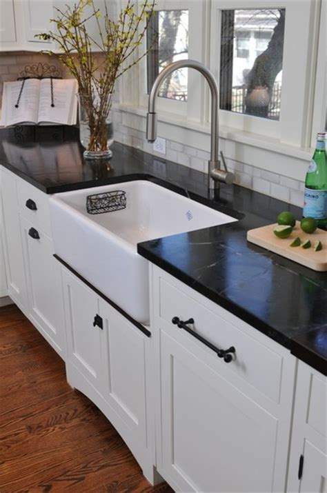 Soapstone Countertops Chicago - 1920 s bungalow kitchen traditional kitchen chicago