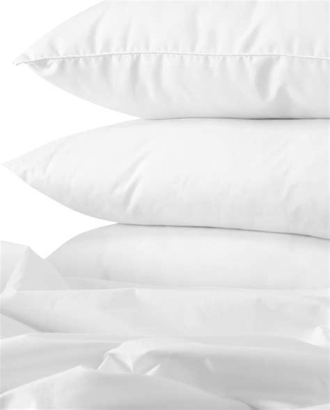Five Hotel Pillows by Platinum Firm Sleeping Pillows 4 The Linen Factory