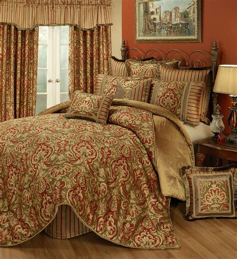 Tropical Bedspreads And Coverlets Botticelli By Austin Horn Luxury Bedding