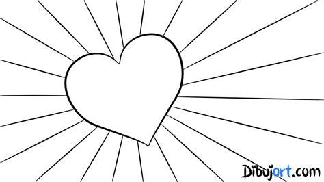 imagenes de un corazones imagenes de un corazon como dibujar un corazon paso a