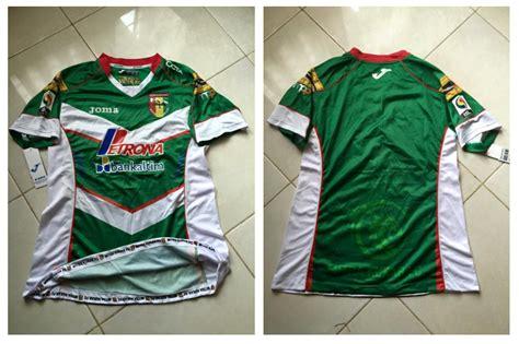 Desain Jersey Mitra Kukar | mitra kukar 2015 home away jersey indonesian football shirts