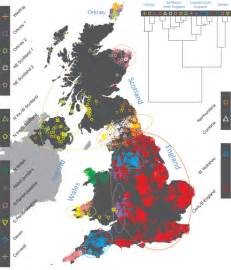 dna map of uk migration history shows vikings drew the