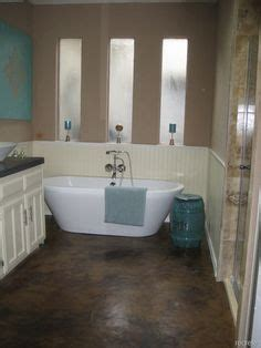 stained concrete bathroom floor 1000 images about bathroom floors on pinterest stained concrete contemporary