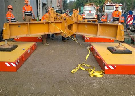 Steel Crane Outrigger Mats by Crane Pads Crane Mats Crane Outrigger Pads For Sale Dica
