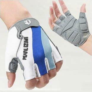 Sarung Tangan Gowes jual sarung tangan sepeda pearl izumi tri d half finger