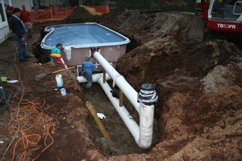Inground Pool Plumbing by Designing A Swimming Pool Plumbing Dig Sheets Studio