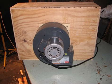 consider a fan located in a square duct paint booth fan mounting question general model cars