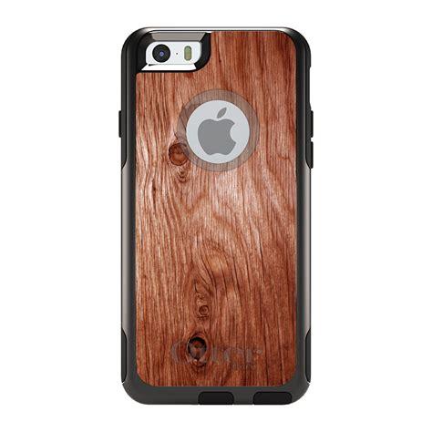 Wood Weathered Iphone 5 5s Se Custom otterbox commuter for iphone 5s se 6 6s 7 plus orange weathered wood grain ebay