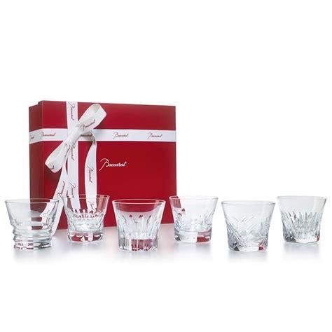 Bicchieri Baccarat Set 6 Bicchieri Quot Everyday Quot In Cristallo Baccarat