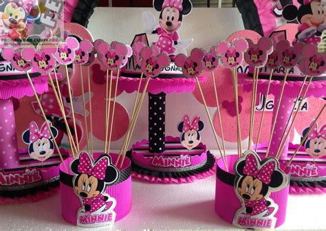 decoracion de minnie minnie decoraciones para fiestas cebril