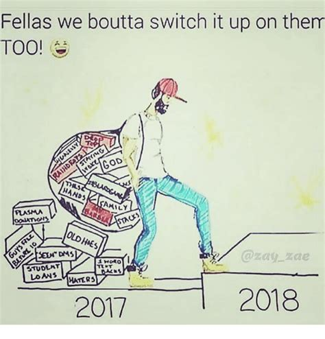 Switches It Up by Fellas We Boutta Switch It Up On Them Plsma Poi Staびs
