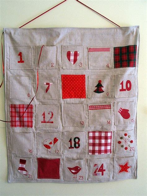 Advent Calendar Handmade - advent calendar advent calendar www linaloo