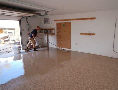 garage floor treatment
