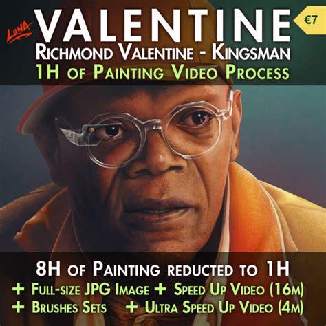 richemond valentine kingsman lunart