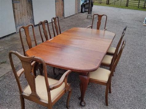 8 Seater Oval Dining Table Oval Ended Mahogany Dining Table 8 10 Seater Antiques Atlas