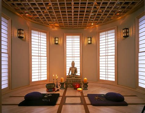 how to design a room a world of zen 25 serenely beautiful meditation rooms