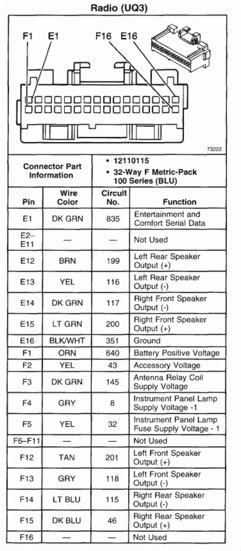 2002 buick lesabre schematic wiring diagrams wiring diagrams