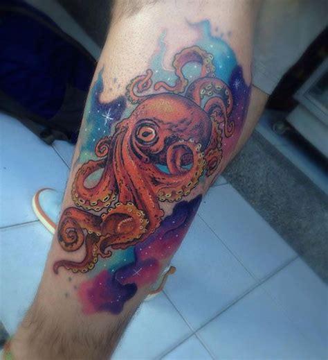 squid tattoos 40 fascinating squid and octopus designs octopus