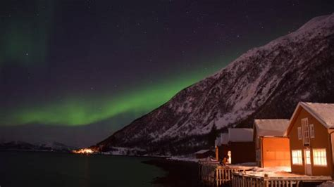 Cabins In Tromso by Two Ways To See The Northern Lights In Tromso