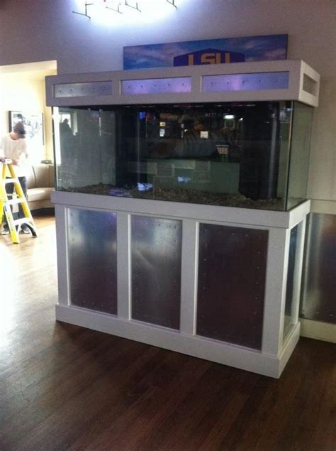 solid wood fish tank stand woodworking projects plans