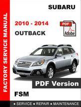 online car repair manuals free 2010 subaru outback auto manual subaru outback 2010 2011 2012 2013 2014 factory service repair workshop manual other car manuals
