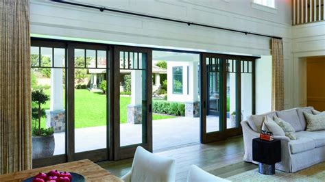 Patio Doors For Large Openings Large Sliding Glass Doors Bring Outdoors In Angie S List