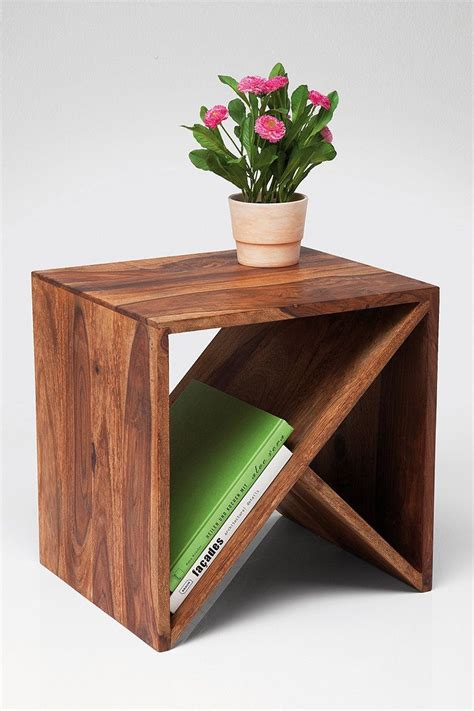 zig zag side table zig zag cubed side table decoration 가구