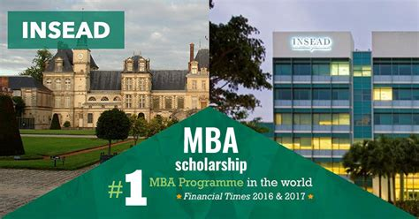 Insead Executive Mba India by Mba Scholarship Insead L Oreal Scholarship