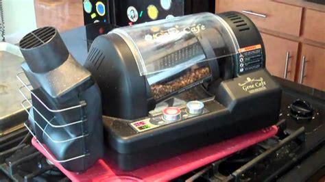 Gene Café CBR 101 Home Coffee Roaster Review